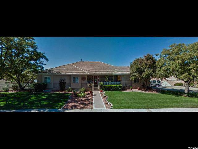 1441 Snow Hill Ln, St George, UT 84770 (MLS #19-208525) :: Remax First Realty