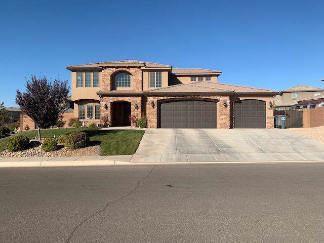 2883 E 3460 S, St George, UT 84790 (MLS #19-208582) :: Red Stone Realty Team