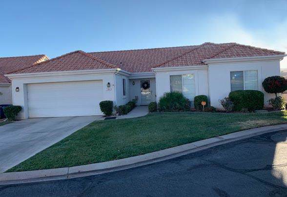 39 N Valley View Dr #56, St George, UT 84770 (MLS #19-208608) :: The Real Estate Collective