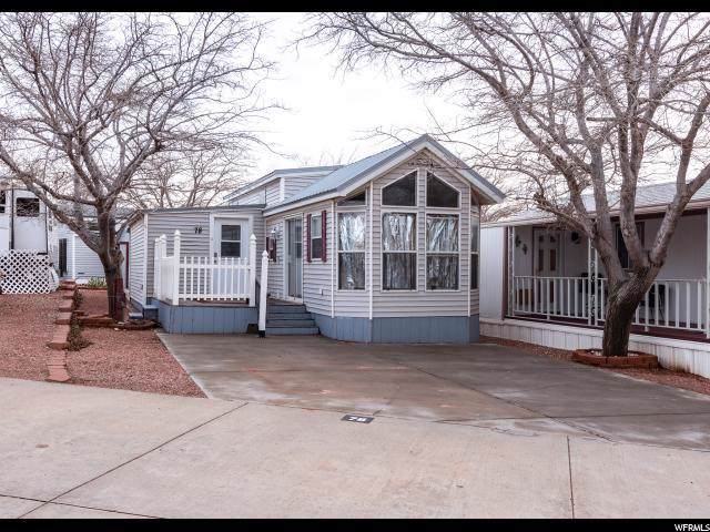 150 N 3700 W #78, Hurricane, UT 84737 (MLS #19-208881) :: Remax First Realty