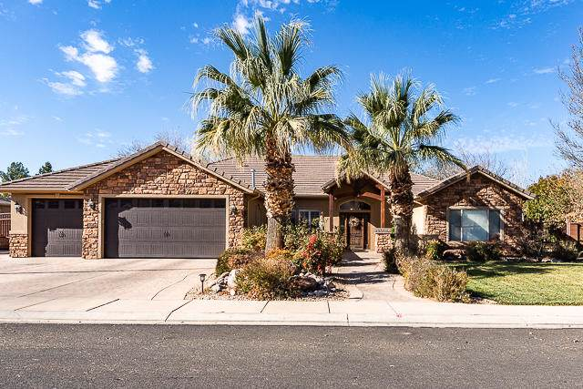 1210 S 840 W, Hurricane, UT 84737 (MLS #19-208948) :: Team SURGE @ KW St. George