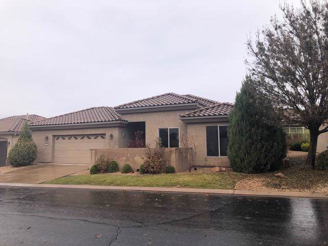 1776 W Morane Manor Dr, St George, UT 84790 (MLS #19-208988) :: The Real Estate Collective