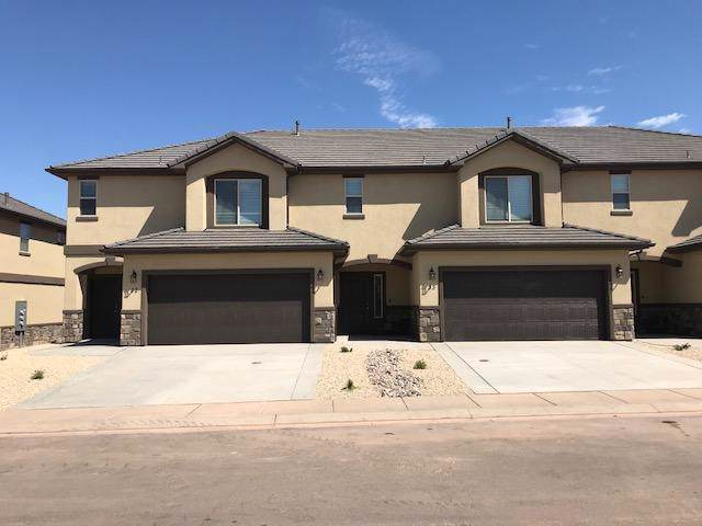 1001 W Curly Hollow Dr #79, St George, UT 84770 (MLS #19-209200) :: Remax First Realty