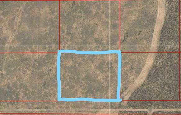 Lot 1493 Sec 12 Garden Valley Ranchos, Modena, UT 84753 (MLS #19-209231) :: The Real Estate Collective