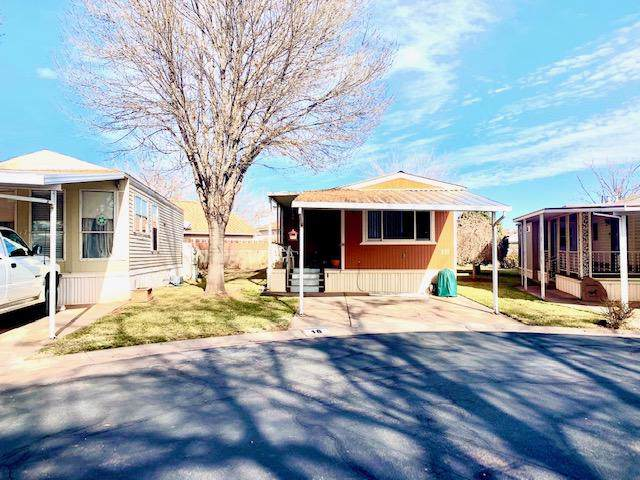 180 N 1100 #18, Washington, UT 84780 (MLS #20-210214) :: The Real Estate Collective