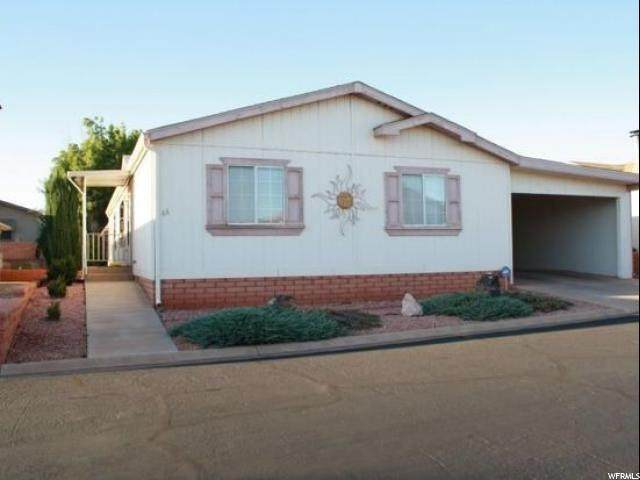 1526 N Dixie Downs Rd #66, St George, UT 84770 (MLS #20-211345) :: The Real Estate Collective