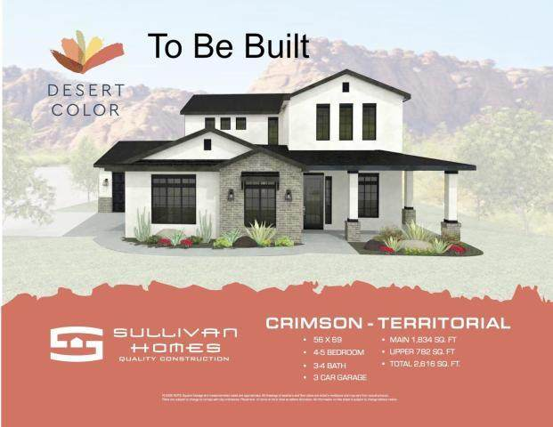 Lot 17 Copper Stone, St George, UT 84790 (MLS #20-212182) :: Remax First Realty