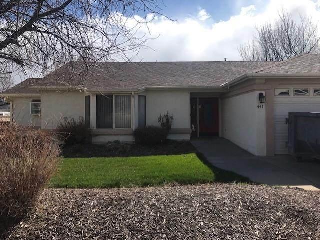 441 S 1100 W, Cedar City, UT 84720 (MLS #20-212245) :: The Real Estate Collective