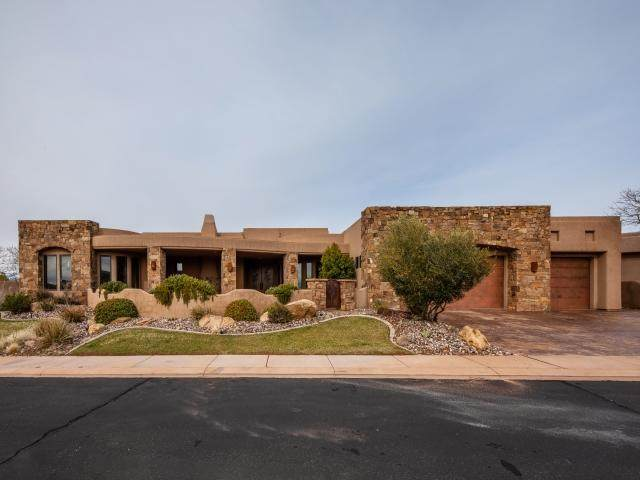 5143 N Evening Star, St George, UT 84770 (MLS #20-212282) :: Diamond Group