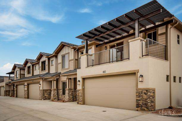 307 N 2020 W #43, Hurricane, UT 84737 (MLS #20-217494) :: Staheli Real Estate Group LLC