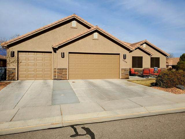 2686 W 410 N, Hurricane, UT 84737 (MLS #21-219546) :: Team SURGE @ KW St. George