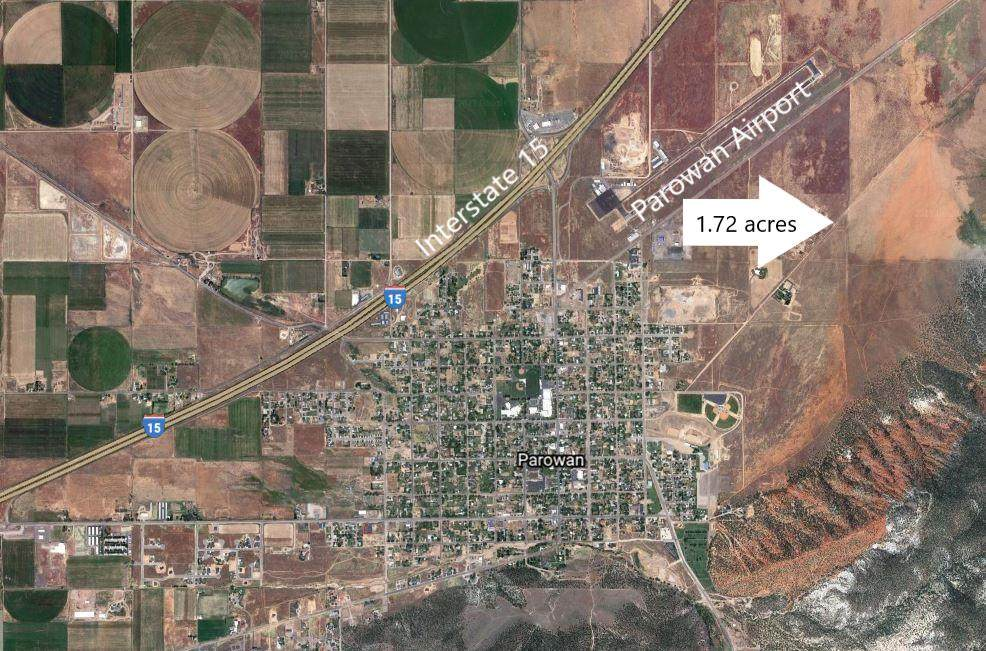 1.72 Acres in Parowan, Ut - Photo 1