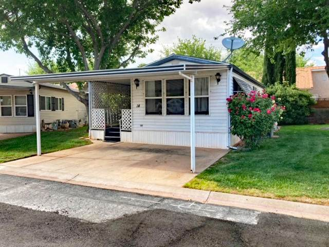 180 N 1100 E #14, Washington, UT 84780 (MLS #21-222145) :: Hamilton Homes of Red Rock Real Estate & ERA Brokers Consolidated