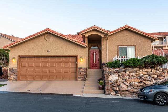 1360 E Telegraph #101, Washington, UT 84780 (MLS #21-222148) :: Hamilton Homes of Red Rock Real Estate & ERA Brokers Consolidated