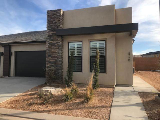 4779 S Martin, St George, UT 84790 (MLS #21-223135) :: The Real Estate Collective