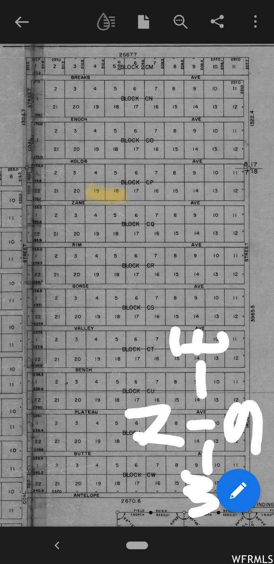 5036 N Zane Ave #18, Cedar City, UT 84721 (MLS #21-223414) :: John Hook Team