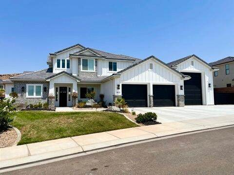 1913 E 2540 S, St George, UT 84790 (MLS #21-224534) :: Hamilton Homes of Red Rock Real Estate & ERA Brokers Consolidated