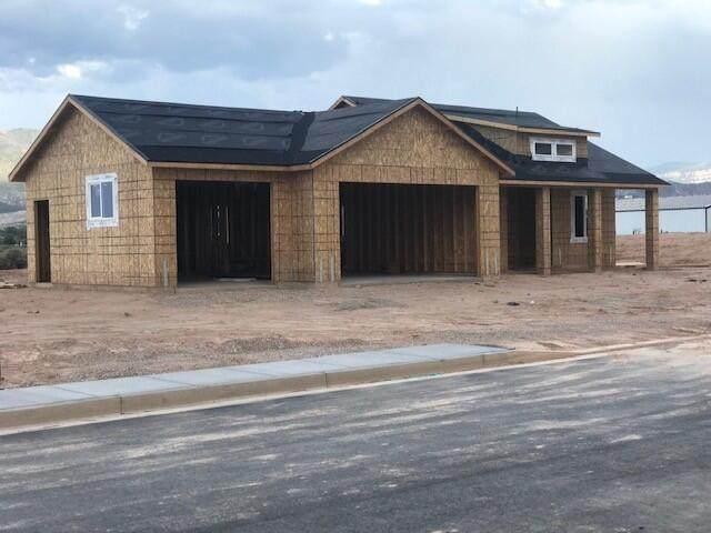 4438 N 2525 Lot # 4, Cedar City, UT 84721 (MLS #21-224765) :: Kirkland Real Estate | Red Rock Real Estate