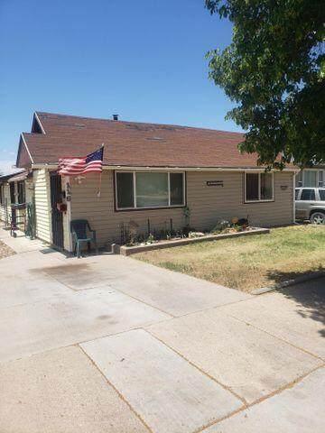 116 S 100 E, Cedar City, UT 84720 (MLS #21-224992) :: John Hook Team