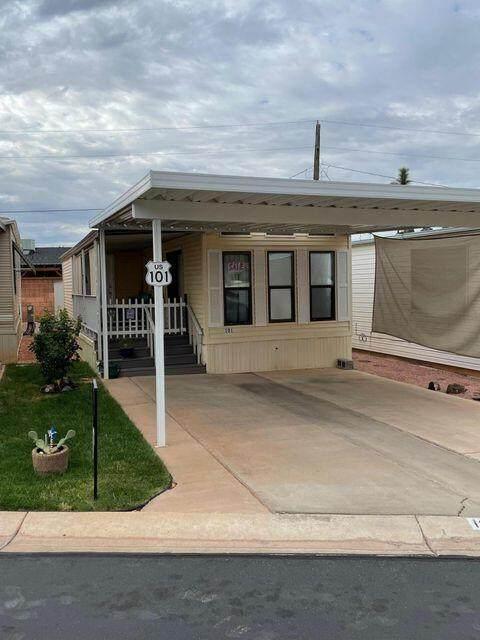 1225 N Dixie Downs Rd #101, St George, UT 84770 (MLS #21-226185) :: eXp Realty