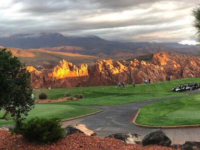 2598 W Sky Mountain Ct, Hurricane, UT 84737 (MLS #21-226751) :: Hamilton Homes of Red Rock Real Estate & ERA Brokers Consolidated