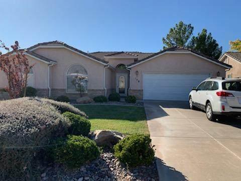 187 N Westridge #158, St George, UT 84770 (MLS #21-226758) :: Kirkland Real Estate | Red Rock Real Estate