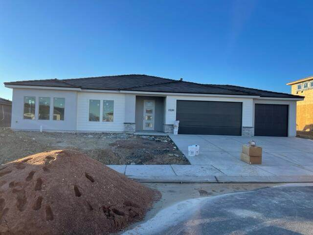 2228 E Mountain Trail, St George, UT 84790 (MLS #21-226994) :: The Real Estate Collective