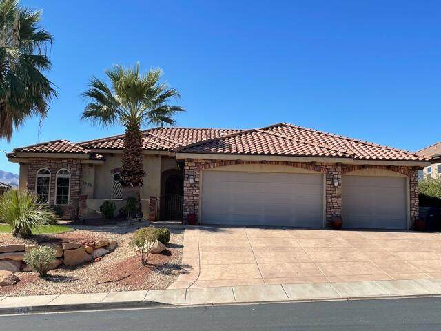 1935 N Artesia Dr, St George, UT 84770 (MLS #21-227005) :: The Real Estate Collective