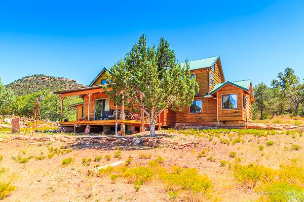 4962 N Smith Mesa Rd, Virgin, UT 84779 (MLS #17-187641) :: Remax First Realty