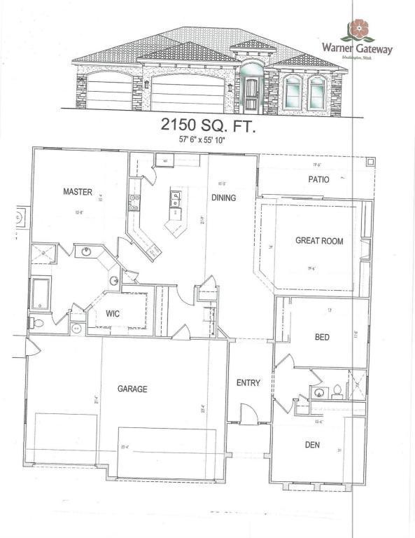 1212 E Gordon Ln S #100, Washington, UT 84780 (MLS #18-191731) :: Remax First Realty