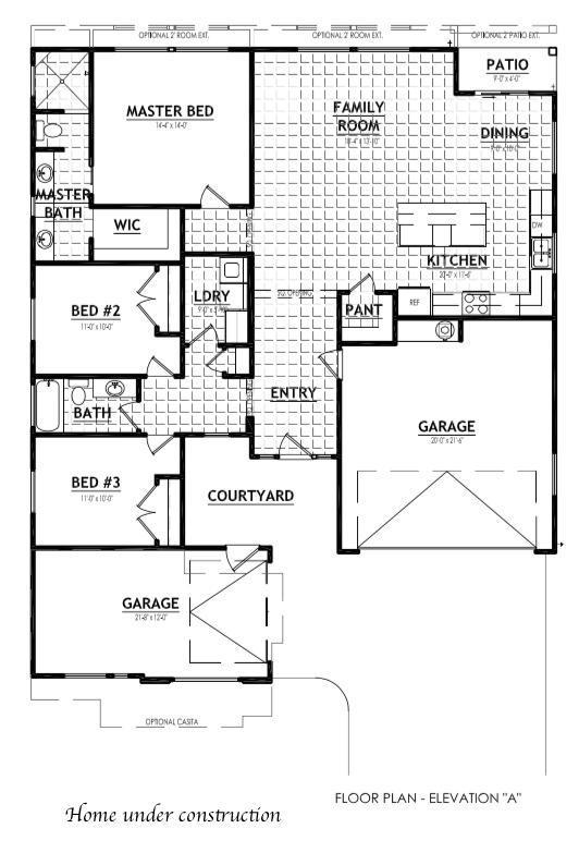 Green Springs Villas Lot 448, Washington, UT 84780 (MLS #18-197654) :: Saint George Houses