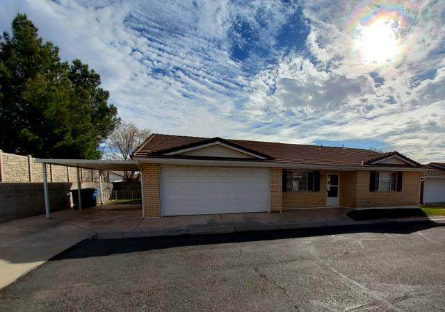 1040 E 900 S #31, St George, UT 84790 (MLS #20-211256) :: Remax First Realty
