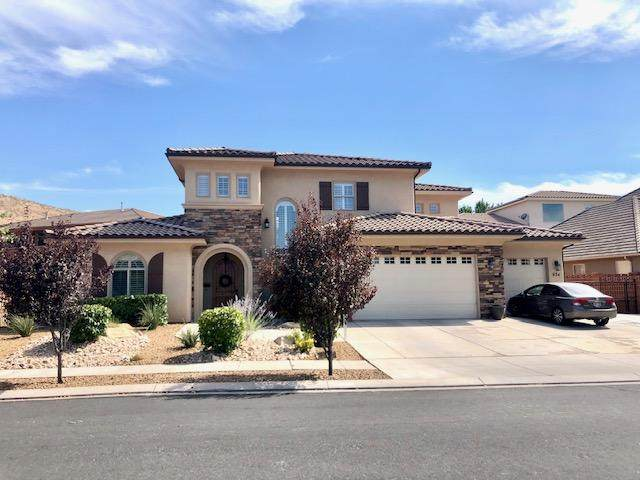 634 Bear Claw Dr, St George, UT 84790 (MLS #20-214562) :: Diamond Group