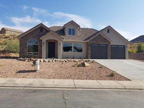349 W 850 N, La Verkin, UT 84745 (MLS #20-217593) :: Red Stone Realty Team
