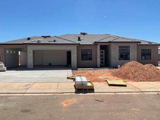 309 W Refuge Rd, Ivins, UT 84738 (MLS #21-222453) :: Staheli Real Estate Group LLC