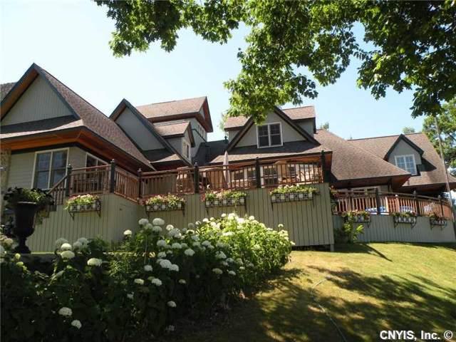 44559 St. Lawrence Park Place, Alexandria Bay, NY 13607 (MLS #40084) :: TLC Real Estate LLC