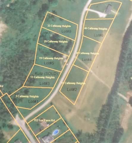 40 Callaway Heights, Gouverneur, NY 13642 (MLS #40659) :: TLC Real Estate LLC