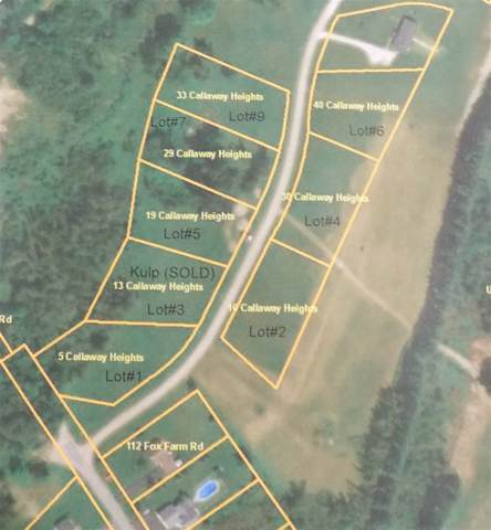 33 Callaway Heights, Gouverneur, NY 13642 (MLS #40661) :: TLC Real Estate LLC