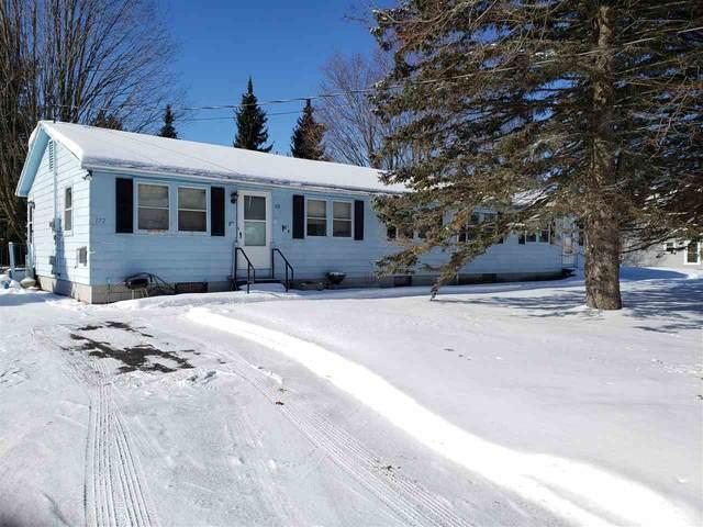 166/172 Hailesboro Street, Gouverneur, NY 13642 (MLS #43559) :: TLC Real Estate LLC