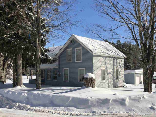 101 Brown Road, Colton, NY 13625 (MLS #43574) :: TLC Real Estate LLC