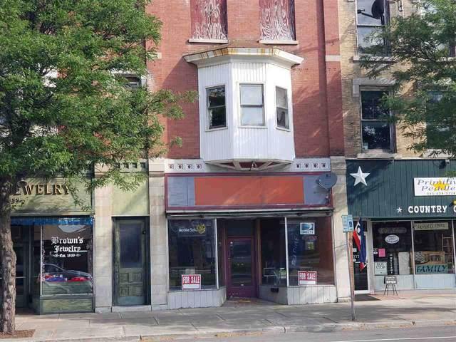 47 E Main, Gouverneur, NY 13642 (MLS #44250) :: TLC Real Estate LLC