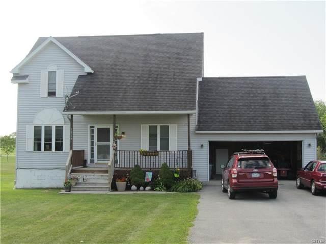 36716 Co. Rt. 136, Theresa, NY 13691 (MLS #44253) :: TLC Real Estate LLC