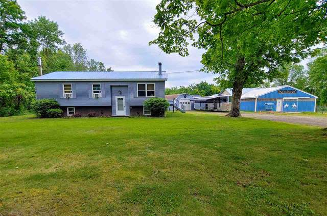 209 Driscoll Rd, Brasher Falls, NY 13613 (MLS #44302) :: TLC Real Estate LLC