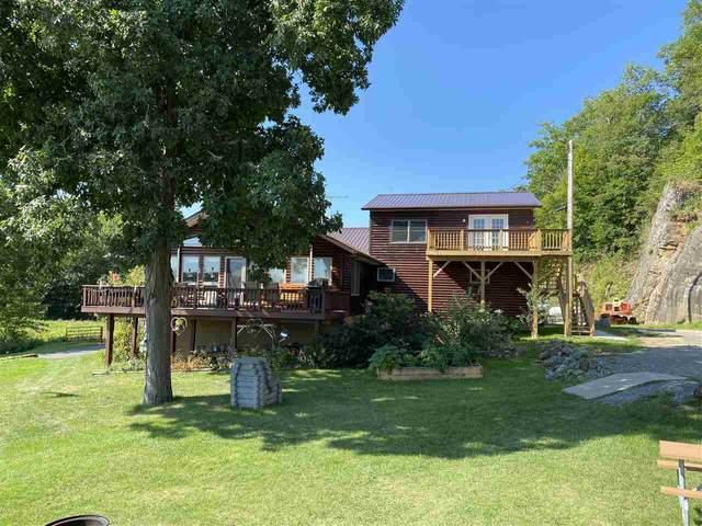 302 Chapman Point Rd/Prvt, Hammond, NY 13646 (MLS #44392) :: TLC Real Estate LLC