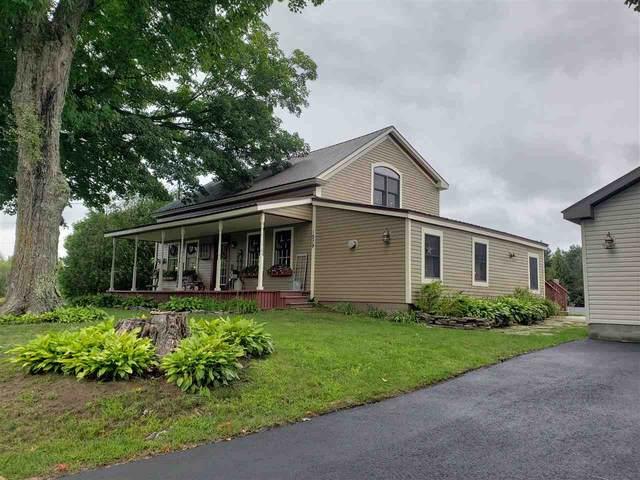 1579 Old Potsdam Parishville Road, Parishville, NY 13672 (MLS #44410) :: TLC Real Estate LLC