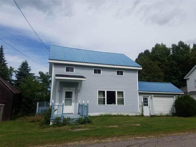 13 Port Kent Road, Nicholville, NY 12965 (MLS #44453) :: TLC Real Estate LLC