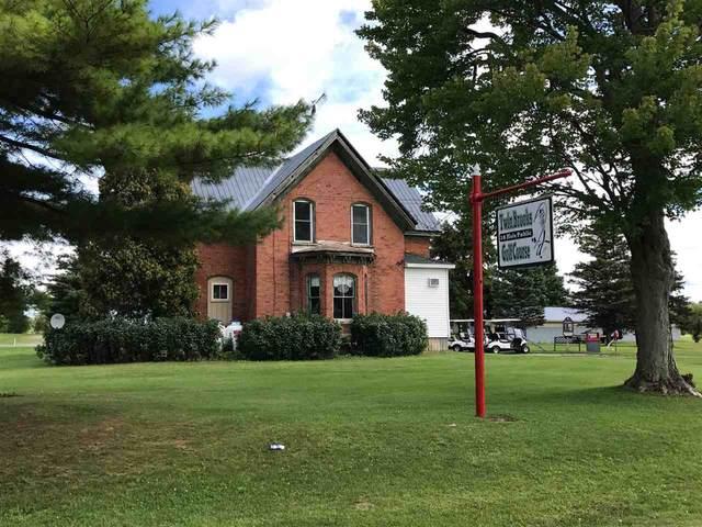 91 Franklin Road, Waddington, NY 13694 (MLS #44471) :: TLC Real Estate LLC