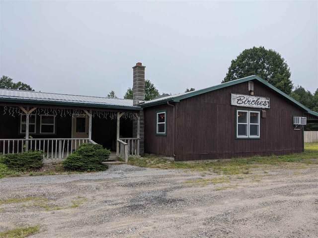 3 Birch Rd, Hannawa Falls, NY 13647 (MLS #44482) :: TLC Real Estate LLC