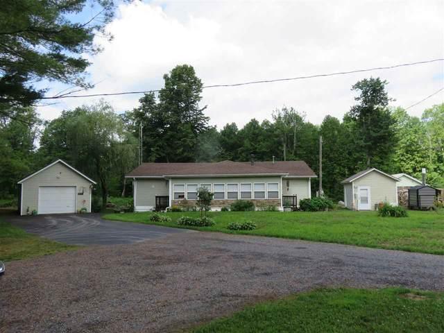 229 W Cotter Road, Brasher Falls, NY 13613 (MLS #44490) :: TLC Real Estate LLC