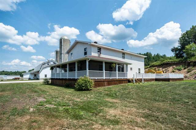 172 State Highway 3, Harrisville, NY 13648 (MLS #44522) :: TLC Real Estate LLC